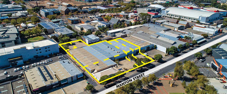 Factory, Warehouse & Industrial commercial property for sale at 25-31 Manton Street Hindmarsh SA 5007