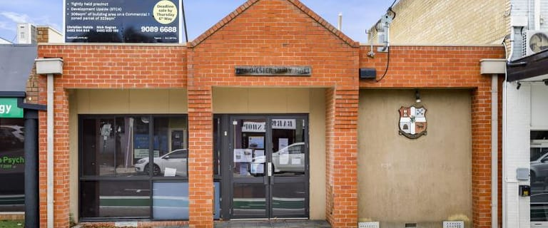Shop & Retail commercial property for sale at Shop/8 Main Street Blackburn VIC 3130