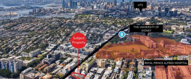 Development / Land commercial property for sale at 73-75 & 77-79 Parramatta Road Camperdown NSW 2050