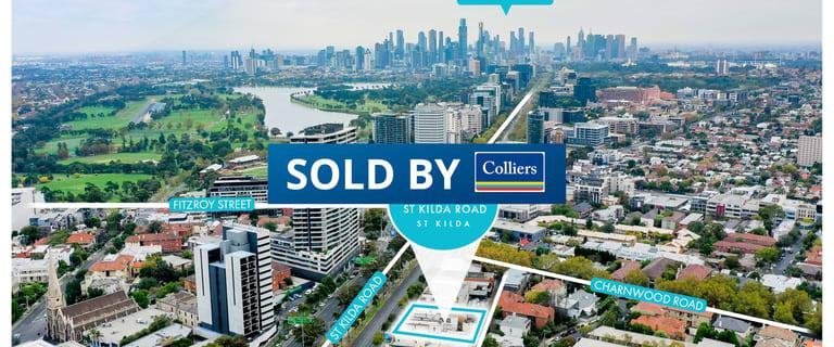 Development / Land commercial property sold at 102-112 St Kilda Road St Kilda VIC 3182