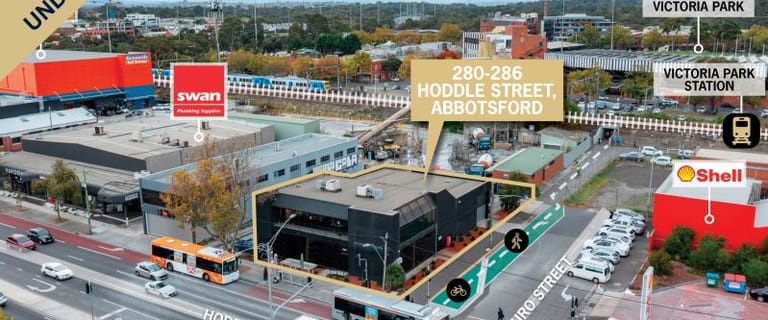 Shop & Retail commercial property for sale at 280-286 Hoddle Street Abbotsford VIC 3067