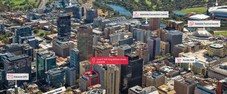Offices commercial property for sale at Level 7/108 King William Street Adelaide SA 5000