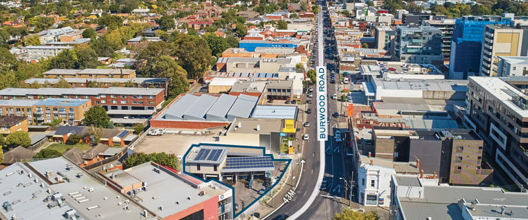 Shop & Retail commercial property for sale at 678 Burwood Road (Intersection Of Camberwell Road) Hawthorn East VIC 3123