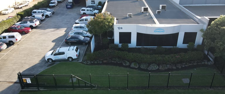 Factory, Warehouse & Industrial commercial property for sale at 124 Abbott Road Hallam VIC 3803