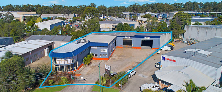 Factory, Warehouse & Industrial commercial property leased at 10 Trade Court Molendinar QLD 4214