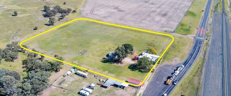 Development / Land commercial property for sale at 67 Campbell Street (Warrego Highway) Brigalow QLD 4412