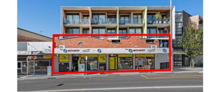 Showrooms / Bulky Goods commercial property for sale at Cheltenham VIC 3192