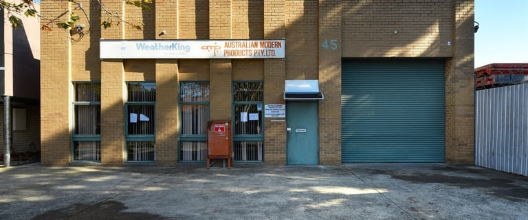 Factory, Warehouse & Industrial commercial property for sale at 45 John Street Oakleigh VIC 3166