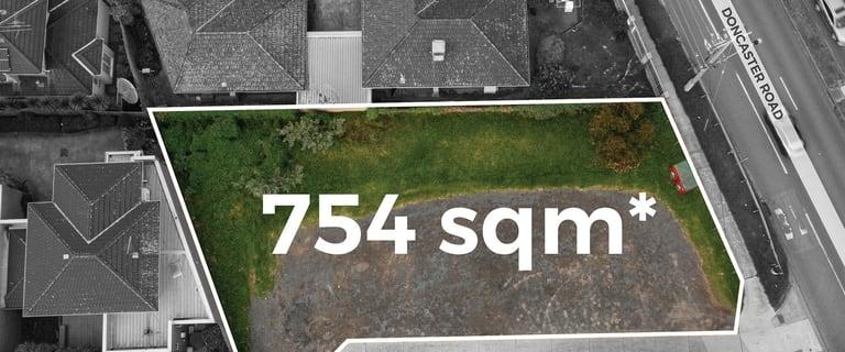 Development / Land commercial property for sale at 757 Doncaster Road Doncaster VIC 3108