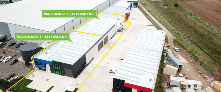 Factory, Warehouse & Industrial commercial property for sale at 17 Felstead Drive Truganina VIC 3029