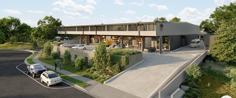 Factory, Warehouse & Industrial commercial property for lease at 5 Money Close Rouse Hill NSW 2155