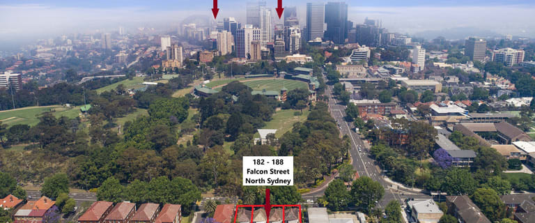 Hotel, Motel, Pub & Leisure commercial property for sale at 182 - 188 Falcon Street North Sydney NSW 2060