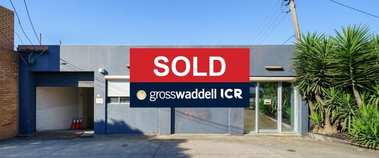 Factory, Warehouse & Industrial commercial property for sale at 22 Albert Street Preston VIC 3072