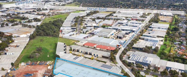 Factory, Warehouse & Industrial commercial property for sale at 120-124 Merrindale Drive Kilsyth VIC 3137
