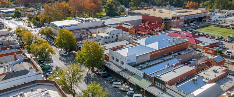 Shop & Retail commercial property sold at 60 Reid Street Wangaratta VIC 3677