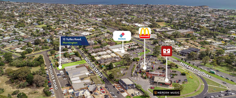 Medical / Consulting commercial property for sale at 13 Yuilles Road Mornington VIC 3931