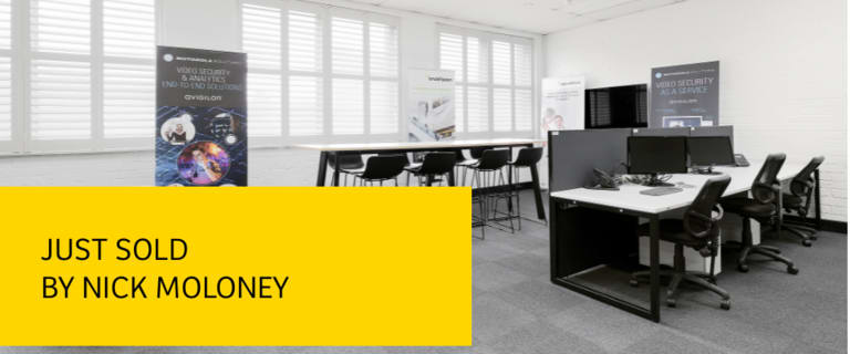 Offices commercial property sold at 13/2-8 Campbell Street Artarmon NSW 2064