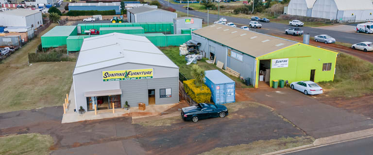 Factory, Warehouse & Industrial commercial property for sale at 398-402 Anzac Avenue Drayton QLD 4350