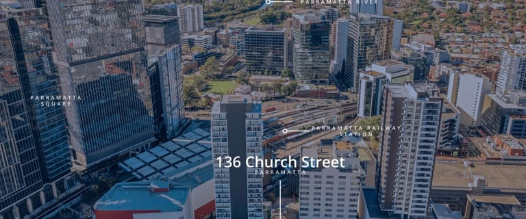 Shop & Retail commercial property for sale at 136 Church Street Parramatta NSW 2150