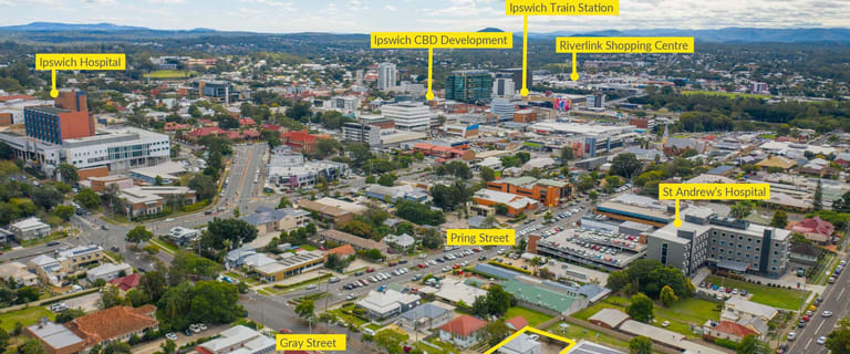 Offices commercial property sold at 5 Gray Street Ipswich QLD 4305