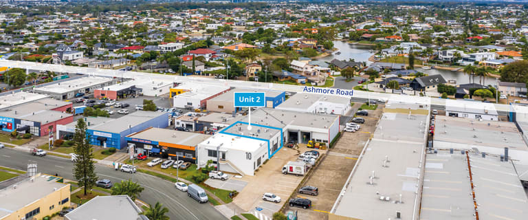 Factory, Warehouse & Industrial commercial property for lease at Unit 2, 10 Strathaird Road Bundall QLD 4217