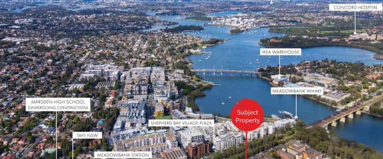 Hotel, Motel, Pub & Leisure commercial property for sale at 12 Bank Street Meadowbank NSW 2114