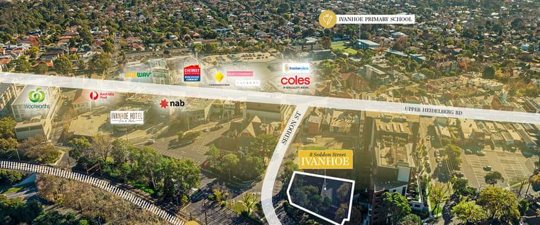 Development / Land commercial property for sale at 8 Seddon Street Ivanhoe VIC 3079