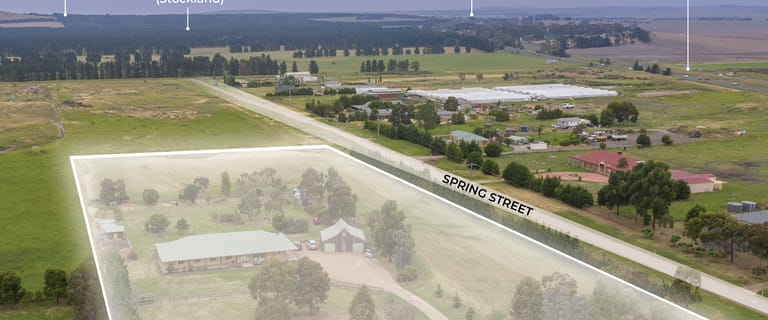 Development / Land commercial property for sale at 30 KELLY STREET Beveridge VIC 3753