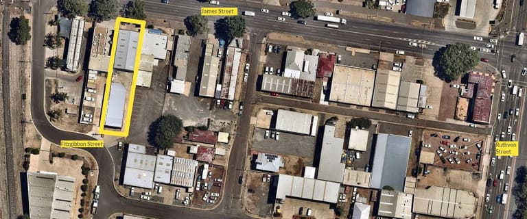 Showrooms / Bulky Goods commercial property for sale at 178 James Street South Toowoomba QLD 4350