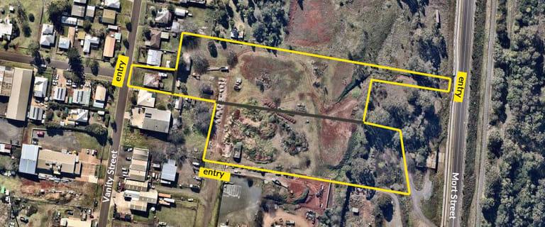 Development / Land commercial property for sale at 3 Mort Street + 34 Vanity Street Rockville QLD 4350