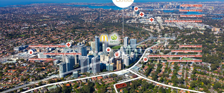 Medical / Consulting commercial property for sale at 2 Tessa Street Chatswood NSW 2067