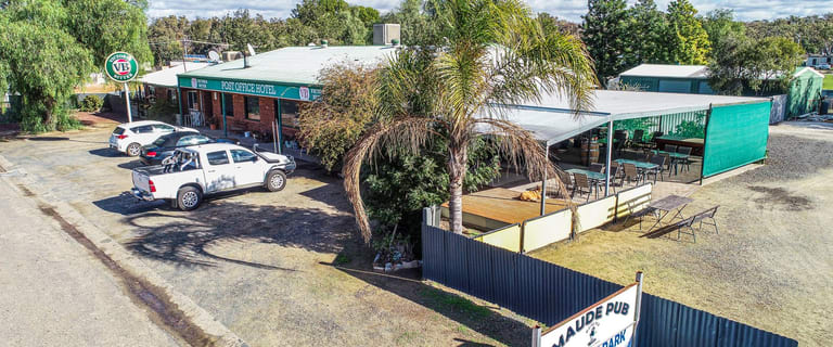 Hotel, Motel, Pub & Leisure commercial property for sale at 23 Yang Yang Maude NSW 2711