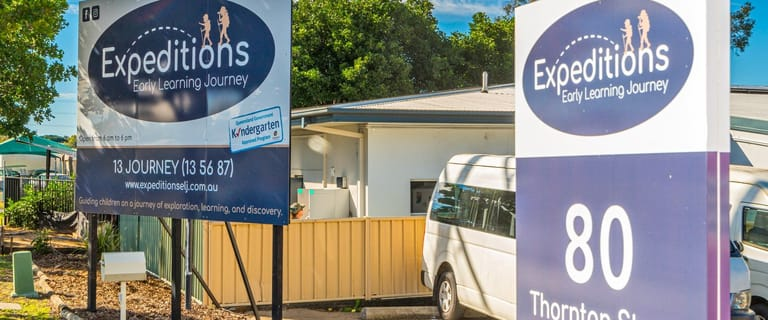 Medical / Consulting commercial property for sale at 80 Thornton Street Raceview QLD 4305