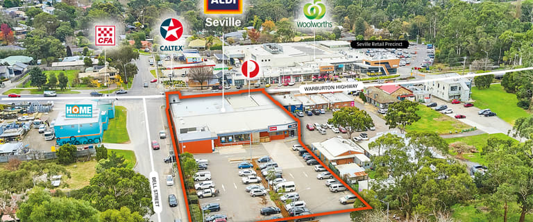 Shop & Retail commercial property for sale at 634-638 Warburton Highway Seville VIC 3139