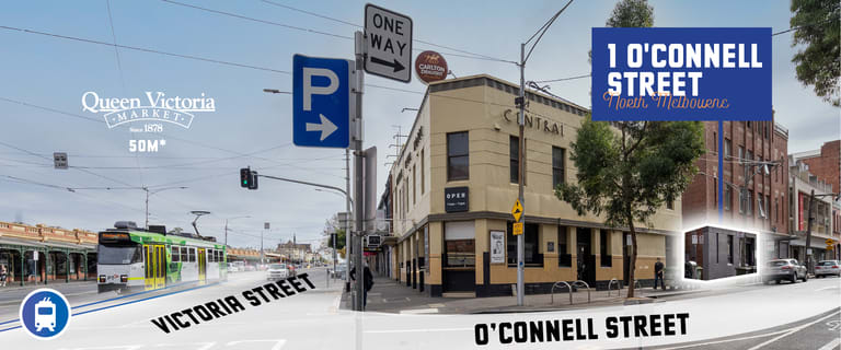 Shop & Retail commercial property for sale at 1 O'Connell Street North Melbourne VIC 3051