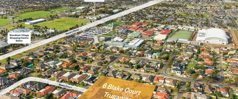 Development / Land commercial property for sale at 6 Blake Court Truganina VIC 3029