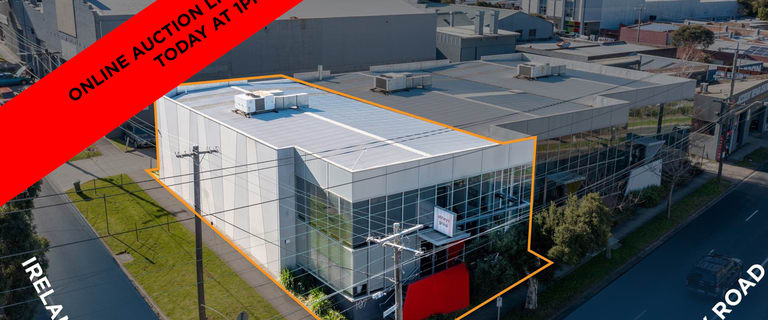 Showrooms / Bulky Goods commercial property sold at 1/107 Highbury Road Burwood VIC 3125