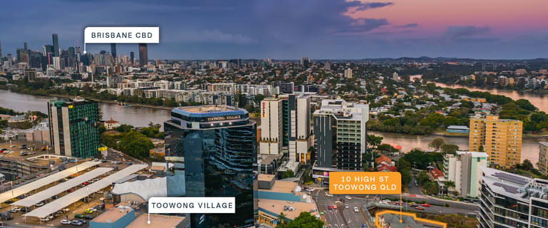 Hotel, Motel, Pub & Leisure commercial property for sale at 10 High Street Toowong QLD 4066