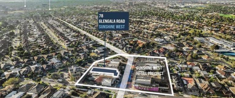 Development / Land commercial property for sale at 78 Glengala Road Sunshine West VIC 3020