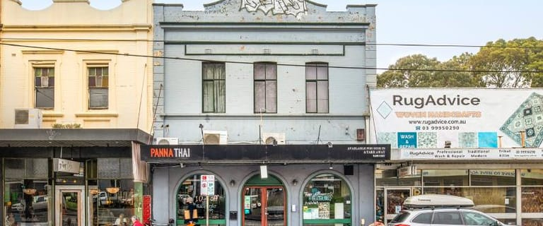 Shop & Retail commercial property for sale at 244-246 St Georges Road Fitzroy North VIC 3068