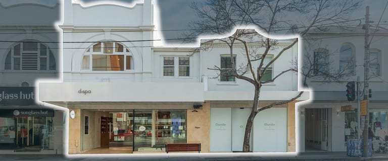 Medical / Consulting commercial property for sale at 521-525 Chapel Street South Yarra VIC 3141