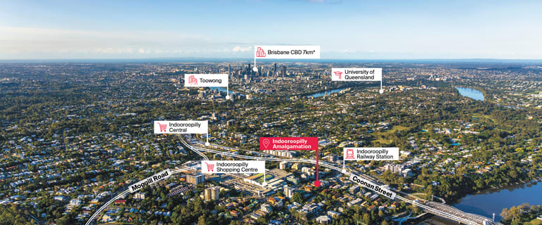 Development / Land commercial property for sale at Indooroopilly QLD 4068