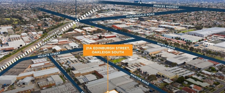 Development / Land commercial property for sale at 21A Edinburgh Street Oakleigh South VIC 3167