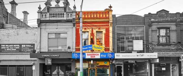 Shop & Retail commercial property for sale at 899 Burke Road Camberwell VIC 3124
