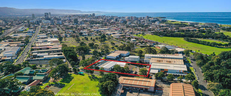 Factory, Warehouse & Industrial commercial property for sale at 1-5 Miller Street Coniston NSW 2500