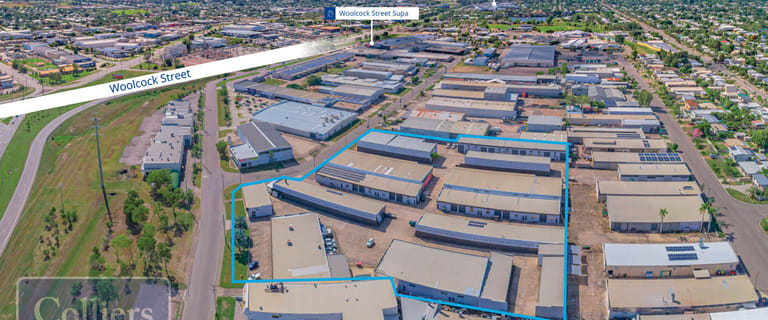 Factory, Warehouse & Industrial commercial property for sale at 178-186 Hugh Street & 58-62 Keane Street Currajong QLD 4812
