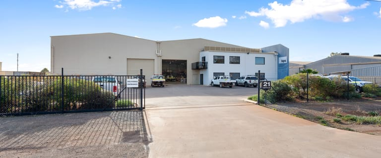Factory, Warehouse & Industrial commercial property for sale at 21 Hunter Street West Kalgoorlie WA 6430