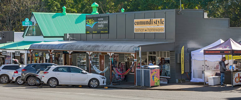 Shop & Retail commercial property for sale at 84 Memorial Drive Eumundi QLD 4562