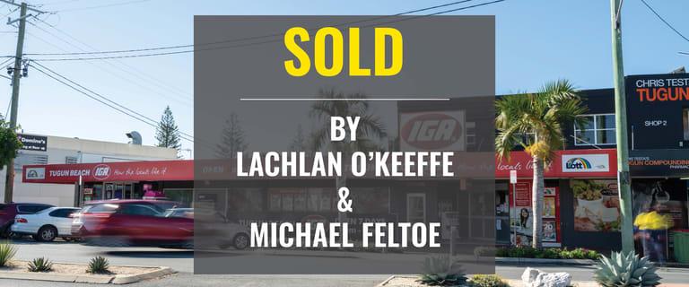 Shop & Retail commercial property sold at 459-463 Golden Four Drive Tugun QLD 4224