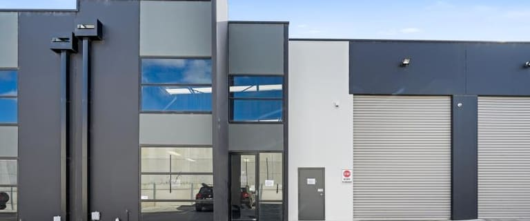 Factory, Warehouse & Industrial commercial property sold at Unit 14/116-118 Abbott Road Hallam VIC 3803